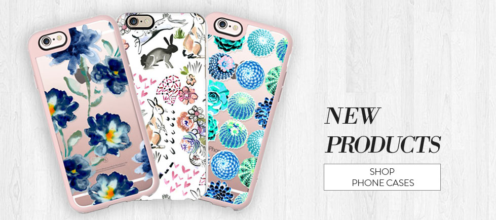 New Products. Shop iPhone cases.